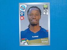 Panini Foot 2017-18 2018 n.444 Bakary Koné RC Strasbourg Alsace