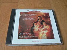 Preston - Haydn : Great Organ Mass, Missa in Honorem -CD L'Oiseau-Lyre W.Germany