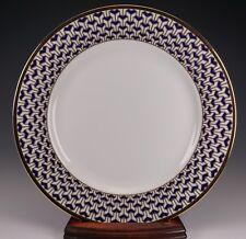 "TIFFANY MANHATTAN BLUE 7 5/8"" Salad or Dessert Plate"