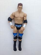 RARE WWE ZACK RYDER MATTEL BASIC SERIES 17 WRESTLING FIGURE REALISTIC
