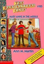 USED (GD) Mary Anne In The Middle (Baby-Sitters Club) by Ann M. Martin