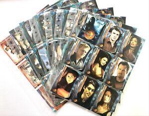 Serenity Movie Premium trading card complete base set 1-72 by Inkworks 2005