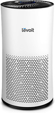 Levoit Air Purifiers for Home 95m² with True HEPA Filter, CADR 400m³/h, Timer,