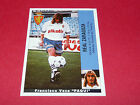 FRANCISCO VEZA PAQUI REAL ZARAGOZA PANINI LIGA 95-96 ESPANA 1995-1996 FOOTBALL