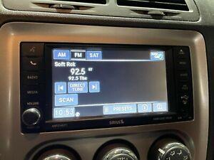 DODGE CHALLENGER SRT-8 6.4L 2011-2017 OEM NAVIGATION RADIO STEREO SCREEN MONITOR