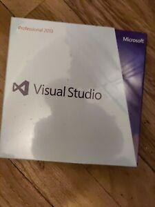 Microsoft Visual Studio Professional 2013 - Brand New In Box