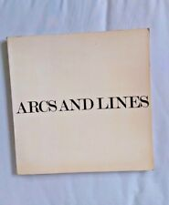 Arcs and Lines by Sol LeWitt published in 1974 by Editions des Massons Sa