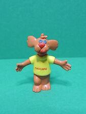 CHOCAPIC Chien PICO figurine PVC embout crayon 1994 publicitaire céréale Nestlé