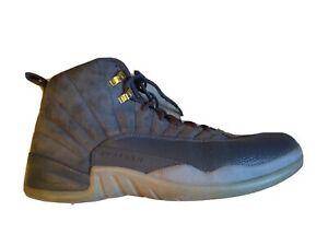 Jordan 12 Wolf Grey--Size 13--130690-005