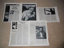 Paul Klipsch Article, 1980, 5 Pg , Qeta Klipschorn, Rare