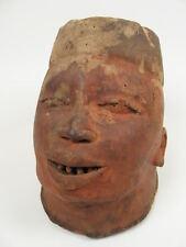 GothamGallery Fine African Art - Tanzania Makonde Lipico Tribal Mask - P