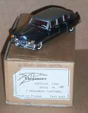Elegance 1950 cadillac series 75 fleetwood