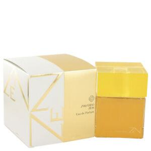 Shiseido Zen 100ml EDP Spray Womens 100% Genuine Perfume New Sealed Box