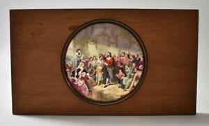 U.S. HISTORY-Civil War Magic Lantern Slides McIntosh Marriage of Pocahontas 1613