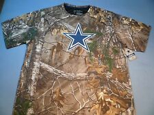 Dallas Cowboys Authentic Hunting Camo Star logo EXTRA LARGE BRAND NEW t-shirt XL