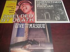 LIVE FROM THE MASQUE & MORE PUNK ROCK COLLECTION RARE DIONYSUS RECORDS 3 LP SET