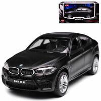 BMW X6 M 1:43 Toy Car NEW Model Diecast Models Die Cast Metal Black X 6 M
