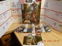 LEGO Star Wars AT-ST Raider (75254) New Open Box No Minifigures Read Desc.
