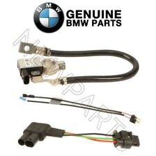 For BMW E60 Negative Battery Cable +Intelligent Battery Sensor IBS Update Kit
