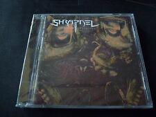 Shrapnel - The Virus Conspires (SEALED NEW CD 2014)