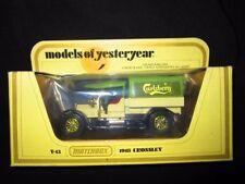 Matchbox Models of Yesteryear Vintage Diecast Cars, Trucks & Vans
