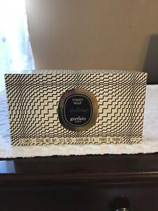 Sealed Old Stock Guerlain SHALIMAR Perfumed 2 Soaps with Original Box Free Ship