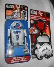 Lot of 2 Star Wars Activities Ages 3+  Fun on the Go & Doodle n Go Keychain NEW