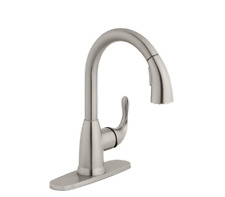 Glacier Bay Dylan Single-Handle Pull-Down Kitchen Faucet with TurboSpray