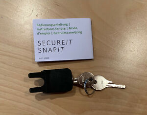 Racktime Secureit Schloss für Snapit System Adapter