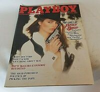Vintage Playboy Magazine, July 1979, Centerfold Dorothy Mays, James Bond