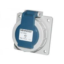 Mennekes Schuko 10808 Anbausteckdose mit Klappdeckel Steckdose 230V IP68 5398