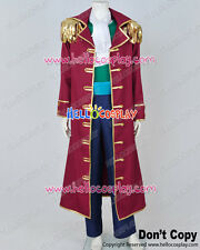 One Piece Cosplay Gol D Roger Pirate Uniform Costume H008
