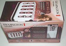 Remington H9100P TStudio Thermaluxe Ceramic Hair Setter Hot Rollers New Open Box
