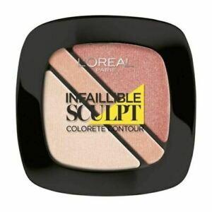 L'oreal blush sculpt trio contouring blush nude beige 102 palette