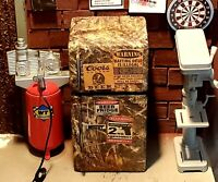 1/18 Garage diorama accessories  - Shop Fridge - Hunters Special  - 1:18 Scale