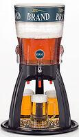 Dreizapftower 5 Liter Original mit Kühlung Biertower Bierturm Beertower Zapfhahn