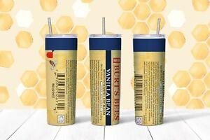 Burt's Bees Lip Balm Design Custom Skinny Tumbler 20oz