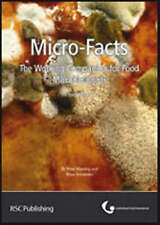 Micro-Facts : The Working Companion For Food Microbiologists 6/Ed. - New Book