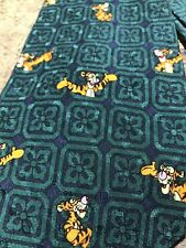 POOH TIGGER CARTOON DISNEY SILK TEACHER NECKTIE TIE FREE SHIPPING