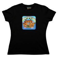 Noah's Ark with Animals Women's Novelty T-Shirt
