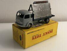 Jouet Ancien Dinky Toys Simca Cargo Miroitier Boîte D'origine 33C