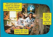 1989 Topps Ghostbusters 2 #35 TV Commercial Part 2 > Louis Tully > Janine