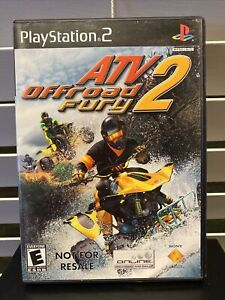 ATV Offroad Fury 2 - Playstation 2 PS2 Game - Complete & Tested