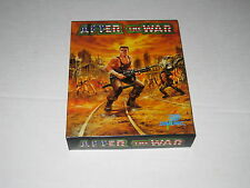 After the War (Amiga, 1989) Rare, Vintage Game
