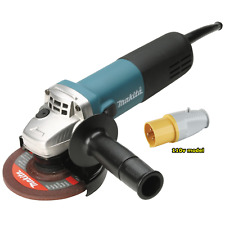 Makita New 9558NBR 110v 840w 125mm angle grinder 3 year warranty option