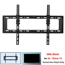 Universal 26-70 inch Tv Wall Mount Bracket for Flat Screen Fixed Panel LED LCD