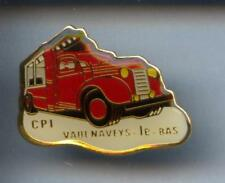 RARE PINS PIN'S .. POMPIER BERLIET / V. LE BAS 38  #08