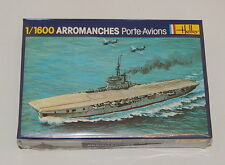Heller 1/1600 Arromanches Port-Avions SEALED Model Kit R8963
