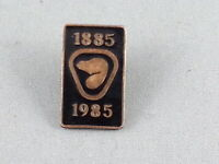 Parks Canada - 100 Year Lapel Pin - Great Collectible
