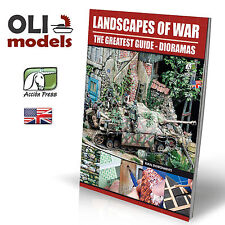 LANDSCAPES OF WAR Greatest Guide DIORAMAS Vol.3 RURAL ENVIROMENTS Accion Press